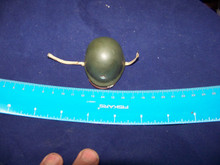 Miniature 1/6th Scale WWII US Helmet w/star on front