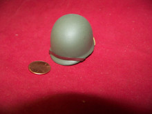 Miniature 1/6th Scale US WWII M1 Army Helmet w/liner