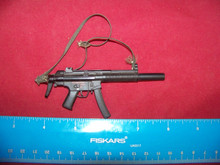 Miniature 1/6th Scale MP5 Machine Gun Silenced #1