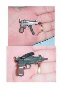 Miniature 1/6th Scale Scorpion Machine Pistol #1