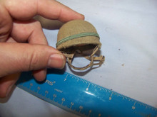 Miniature 1/6th Scale British WWII Paratrooper Helmet #4