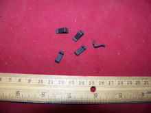 1/6 Scale 21st Century 5 x Black replacement clips for pouches
