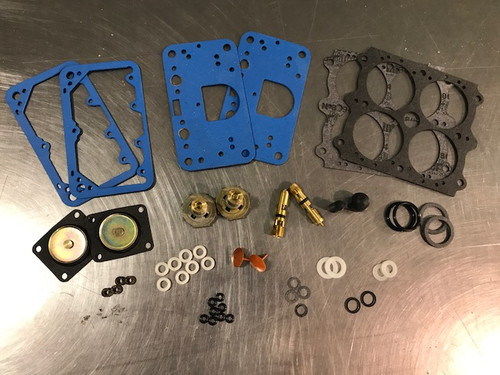 Willy's 4 Barrel Master Rebuild Kit- Gas