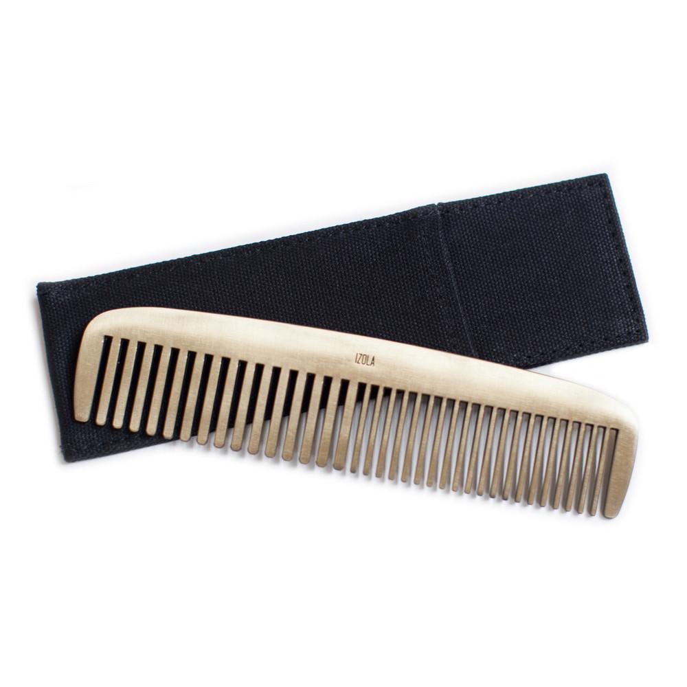 Blank Brass Comb