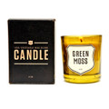 Green Moss Candle