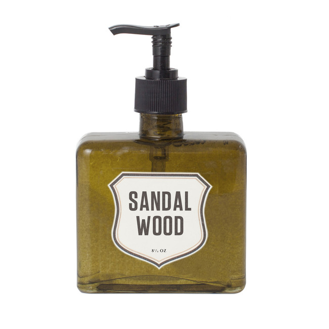 Sandalwood Liquid Soap