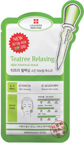 Leaders Teatree Relaxing Skin Mask