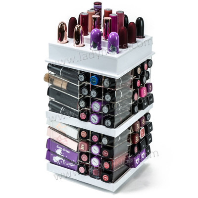 Spinning makeup organizer amazon