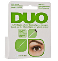 Duo Brush On Adhesive Clear - Latex Free