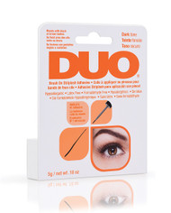 Duo Brush On Adhesive Dark Tone- Latex Free