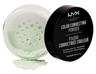 NYX Color Correcting Powder (CCP) Lady Moss Beauty