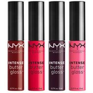 NYX Intense Butter Gloss (IBLG) Lady Moss Beauty