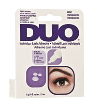 Duo Clear Individual Lash Adhesive 7g (56811) Lady Moss Beauty