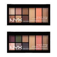 NYX Go-To Palette (GTP) Lady Moss Beauty