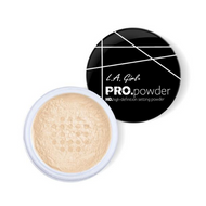 L.A. Girl HD PRO Setting Powder - Banana Yellow (GPP920) Lady Moss Beauty