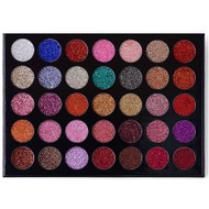 Kara Beauty ES17 - 35 Color Galaxy Stardust Shimmer Glitter Powder Kit