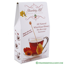 Whirl-Ease-Honey Hot Beverage Sweetener Gift Box