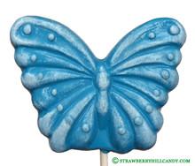 Butterfly Frosted Lollipop