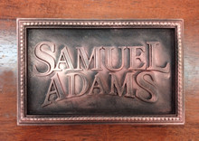 Samuel Adams  Custom Designed Logo