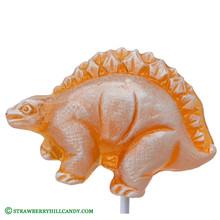 Stegosaurus Dinosaur Lollipop