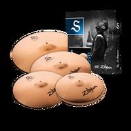 Zildjian S Performer Cymbal Set