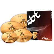 Zildjian ZBT cymbal set  ZBTP390A