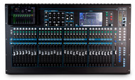 Allen & Heath Qu32C Qu Series Chrome Edition 38-in/28-out Digital Mixing Console