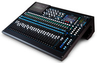 Allen & Heath Qu24C Qu Series Chrome Edition 30-in/24-out Digital Mixing Console