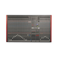 Allen & Heath ZED428 Mixing Console with USB Port, 24 Mic/Line Inputs, 2 Stereo Line Inputs, 4 Bus, SONAR LE Software