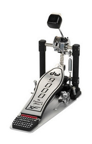 Drum Workshop DW9000 single pedal w/ bag