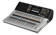 """Yamaha TF3 Digital Mixing Console with 25 Motorized Faders and 24 XLR-1/4"""" Combo Inputs"""