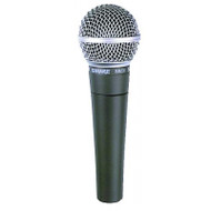 Shure SM58LC low impedence microphone