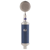 Blue Bottle Rocket Stage 1 Studio Series Microphone With S-3 Shock And Cases