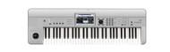 Korg Krome 61 61-Key Music Workstation, Limited Edition Platinum