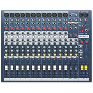 Soundcraft EPM-12 12-Channel Mixer with Rack Ears