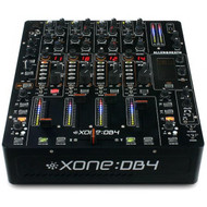 Allen & Heath-Xone XONE-DB4 4 Channel DJ Mixer with FX and USB