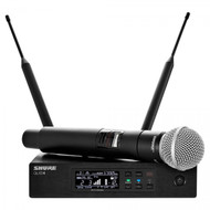 Shure  QLX-D Series Handheld Wireless System (SM58 Mic, Cardioid, G Band)