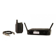 Shure GLXD14/B98 Wireless System with WB98H/C Instrument Microphone