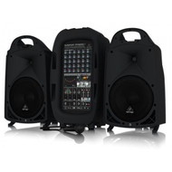 Behringer PPA2000BT portable pa system