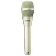 Shure KSM9-SL handheld microphone-champagne finish