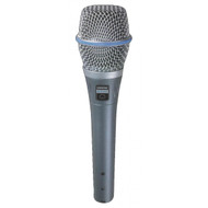 Shure BETA87C BETA Series Vocal Condenser Microphone (Cardioid)
