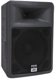 "Peavey PR12 Portable 2-Way Speaker with 12"" Woofer"