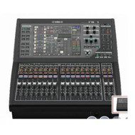 Yamaha QL1 16-Input 8-Output Digital Mixing Console with Dante Networking and Dugan Automixing