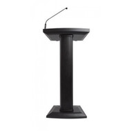 Denon Lectern Active Amplified Lectern with Built-in Speakers and Gooseneck Microphone