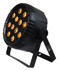 Blizzard Lighting LBPARQuadRGBA  12x10W 4-in-1 RGBA LED Par +UV LED Par