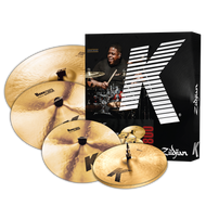Zildjian K0800 K Series Cymbal Pack