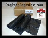 Pet waste bags pwb1000F  MasterCase
