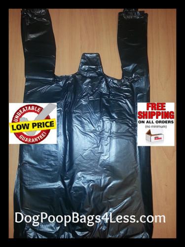 TIE EZ Bags|Dog poop bags with handles PWB1000-EZ EASY TIE (PWB1000-EZ)