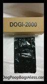 PWB-DOGI-2000|Dogi-Dogi Style Refill pet Waste disposal bags ( non OEM replacments ) PWB-DOGI-2000