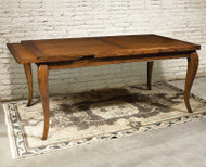 French Draw Leaf Table